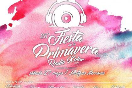Permalink to: 25 FIESTA DE LA PRIMAVERA RADIO KOLOR