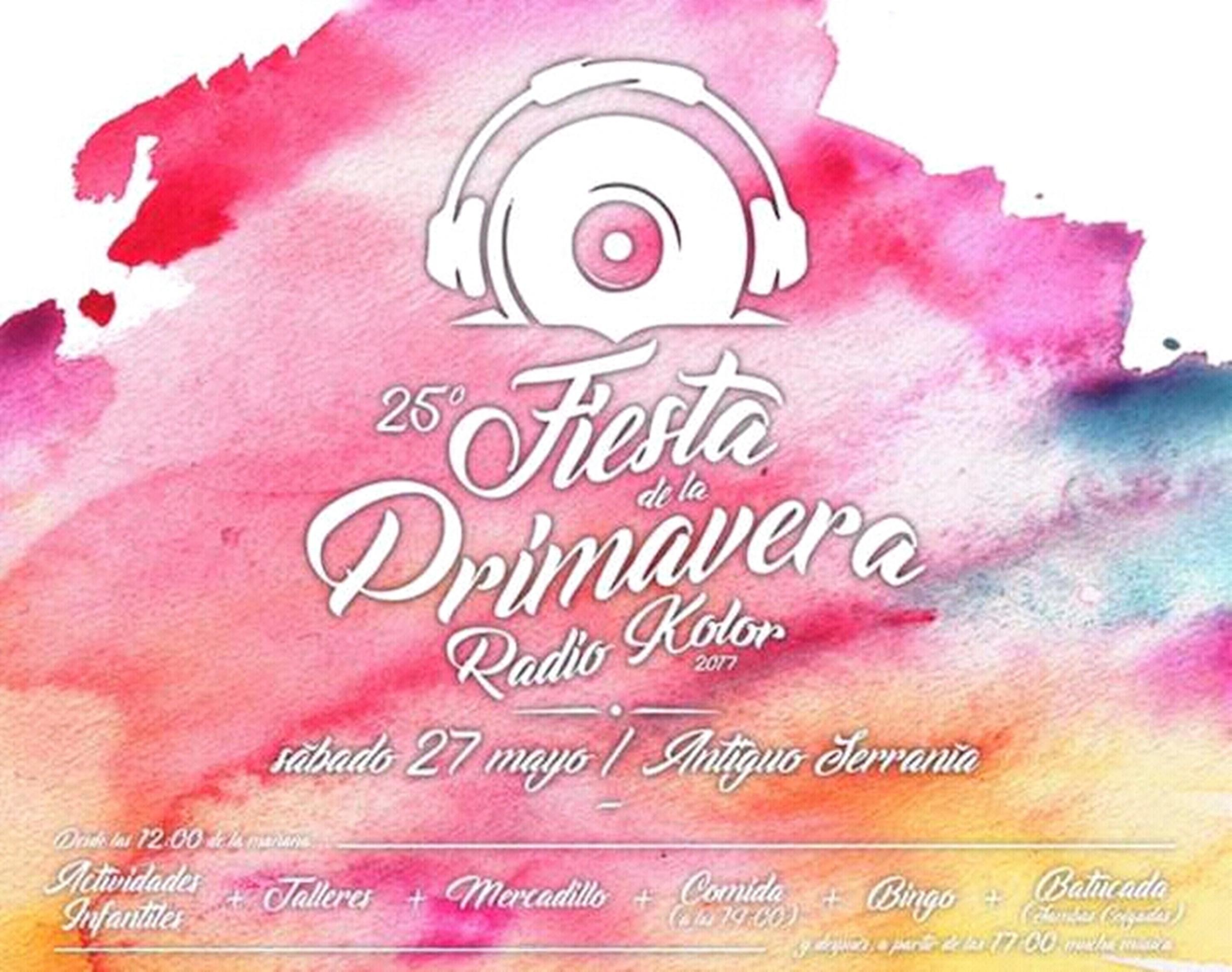 25 FIESTA DE LA PRIMAVERA RADIO KOLOR