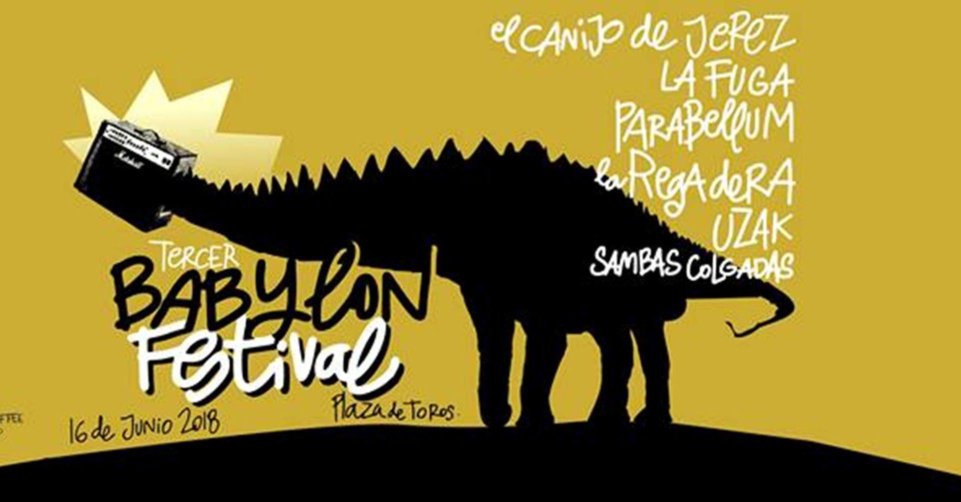 Permalink to: III BABYLON FESTIVAL